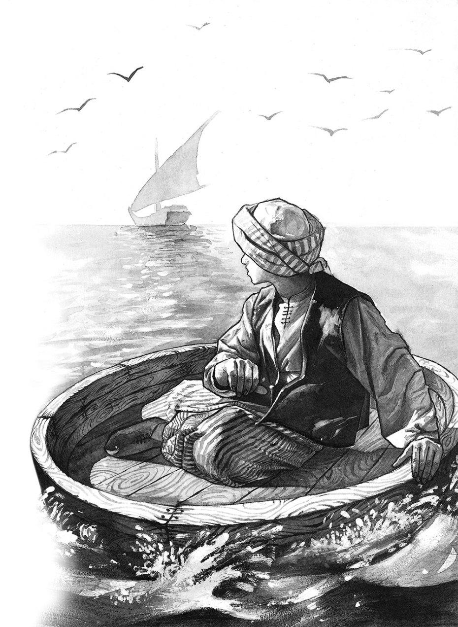 Voyages of Sindbad P.4