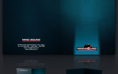 Mind Sound Brand Identity